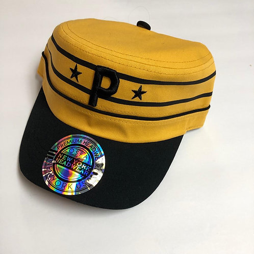 Pittsburgh Pirates Stars Yellow Hat