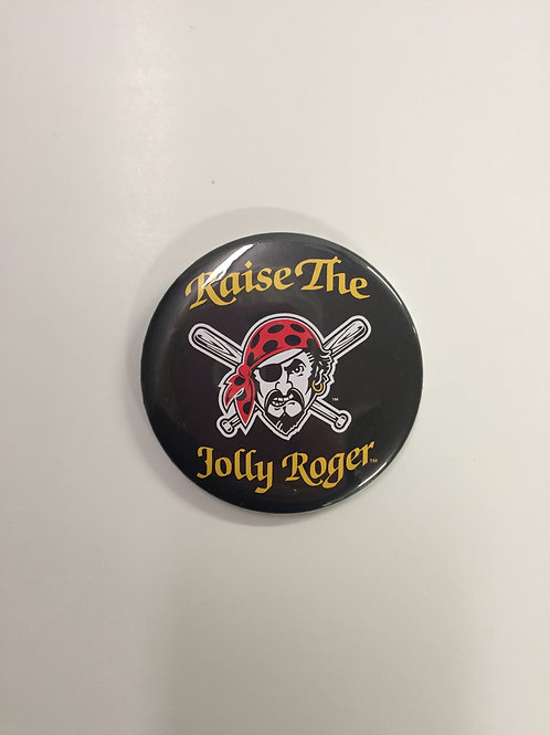 Pittsburgh Pirates 'Raise The Jolly Roger' Pin