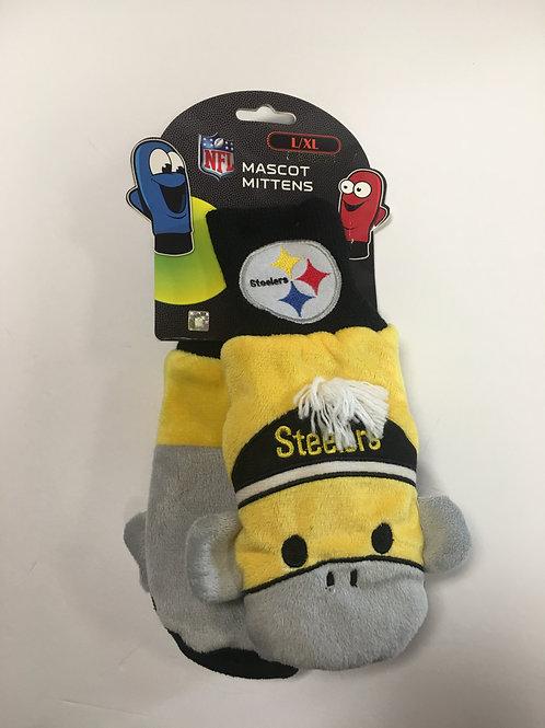 Pittsburgh Steelers, Mascot Mitten