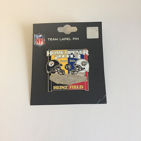 Pittsburgh Steelers 2008 Home Opener Pin