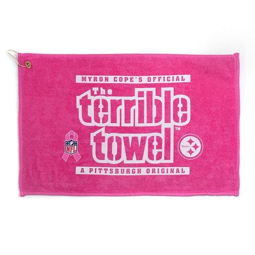 Original (Pink)- Terrible Towel