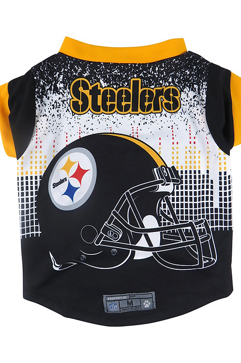 Pittsburgh Steelers Team Pet T-Shirt