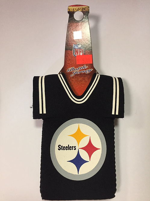 Pittsburgh Steelers Bottle Jersey