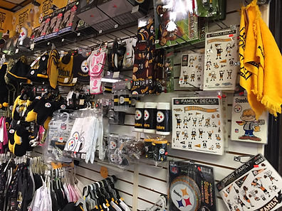 Pittsburgh Steelers baby clothes and mechandis