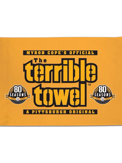 80th Season - Terrible Towel