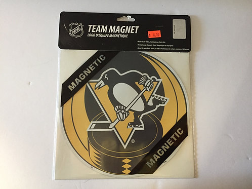 "Pittsburgh Penguins 8""x8"" Team Magnet"