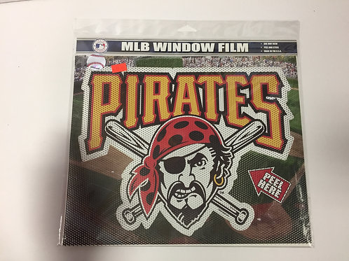 Pittsburgh Pirates Window Film