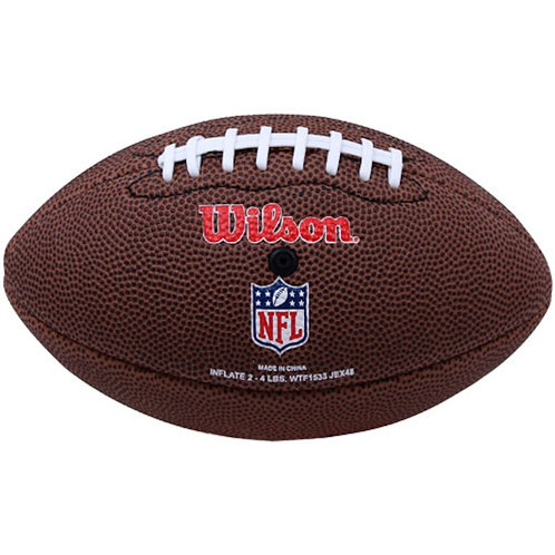 Pittsburgh Steelers Wilson 9'' Mini Soft Touch Football