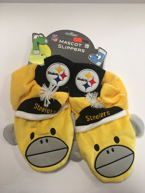 Pittsburgh Steelers Mascot Slippers