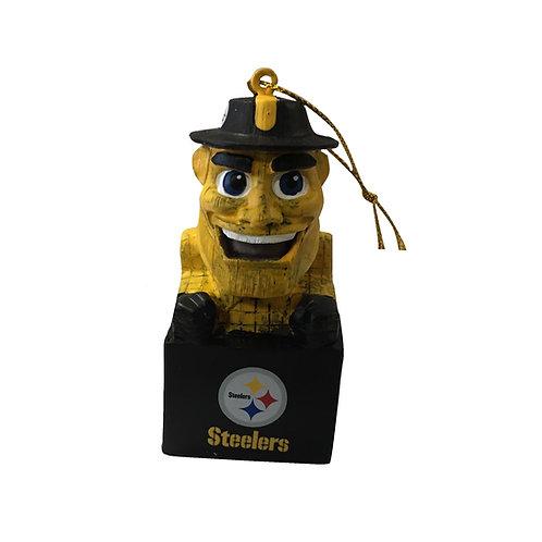 Pittsburgh Steelers Mascot Ornament