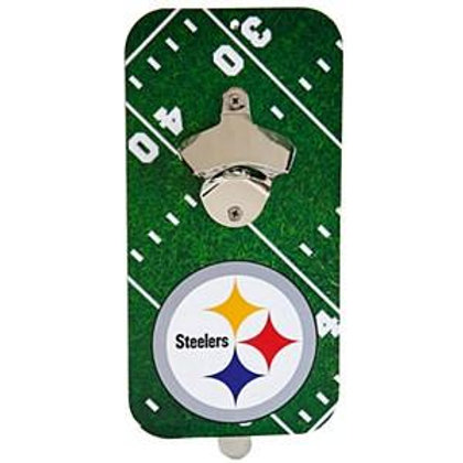 Pittsburgh Steelers Magnetic Bottle Opener
