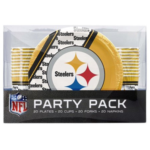 Pittsburgh Steelers Party Pack