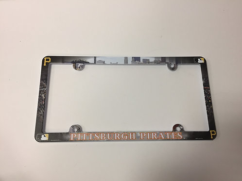 Pittsburgh Pirates Stadium - License Plate Frame