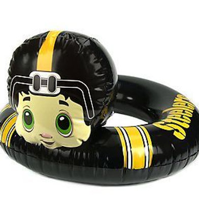 Pittsburgh Steelers Mascot Ring Inner Tube Inflatable Float