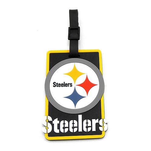 Pittsburgh Steelers Bag Tag