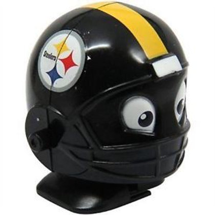 Pittsburgh Steelers Helmet Wind-Up Toy