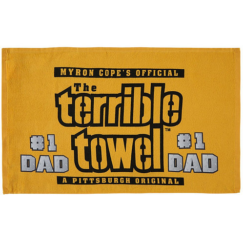 #1 Dad - Terrible Towel
