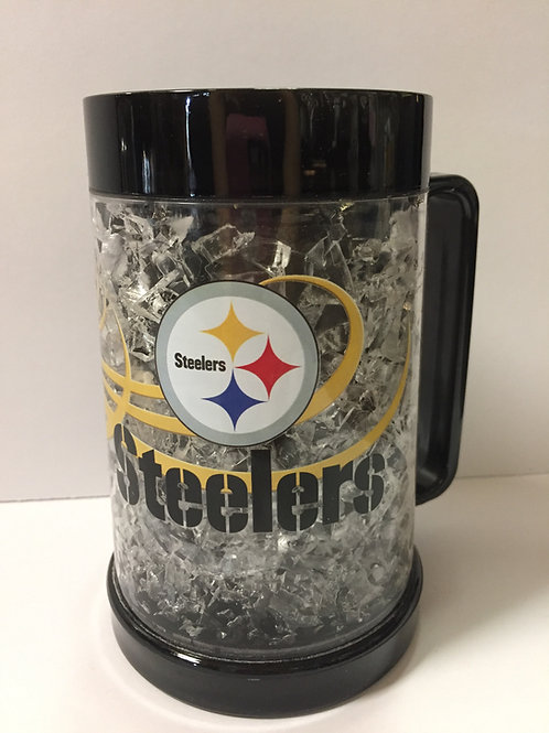 Pittsburgh Steelers Frosty Mug