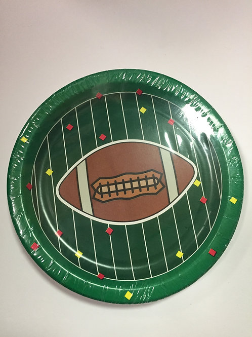 Touchdown x8 Reusable Paper Plates