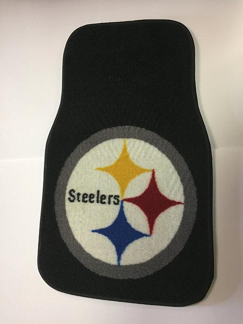 Pittsburgh Steelers Floor Mat, 2 Pack