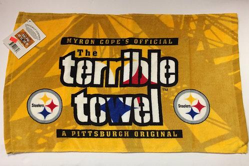 Pittsburgh Steelers Beam Terrible Towel