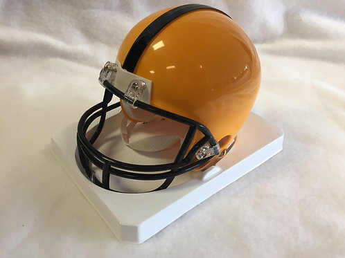 NFL Pittsburgh Steelers Mini Helmet Yellow