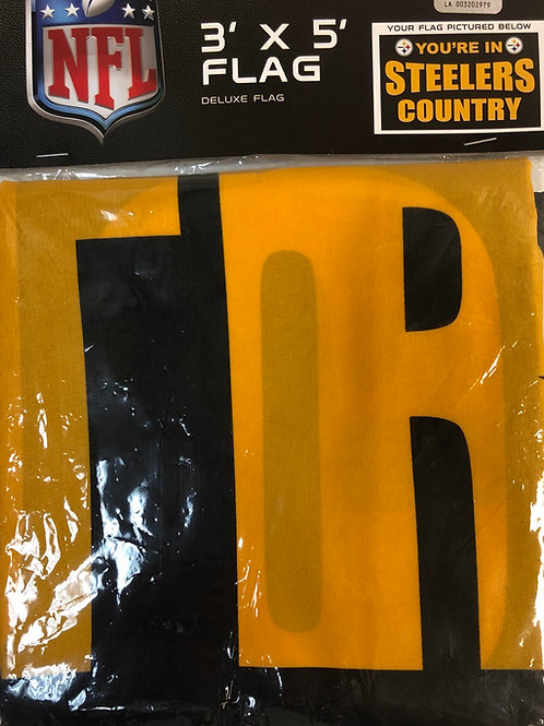 Steeler Country Flag (3'x5')