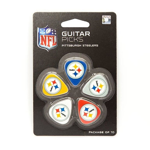 Pittsburgh Steelers Guitar Picks
