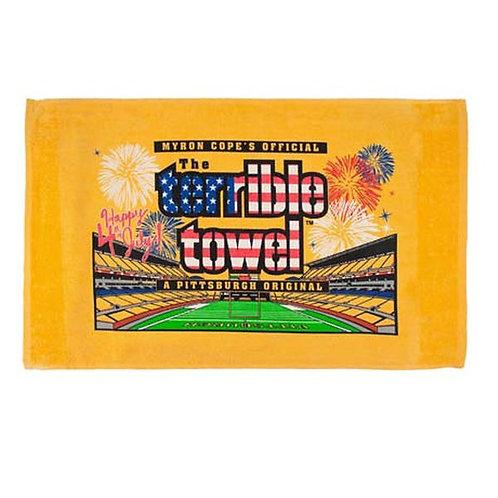 4th July - Terrible Towel