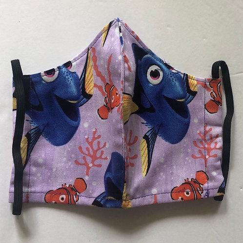 Dory/Nemo Face Masks