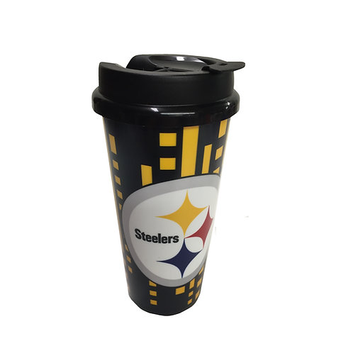 Pittsburgh Steelers Coffee Travel Mug