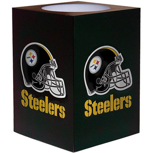 Pittsburgh Steelers Flameless LED Candle