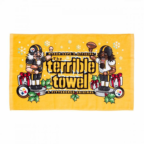 Christmas Nutcracker - Terrible Towel