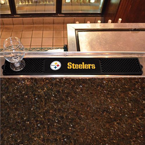NFL Bar Mat, Pittsburgh Steelers
