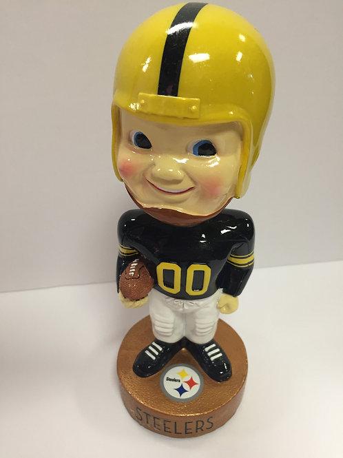 Pittsburgh Steelers Legacy Bobbin Head