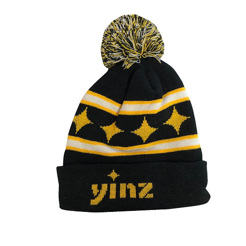 Pittsburgh Yinz Star Hat