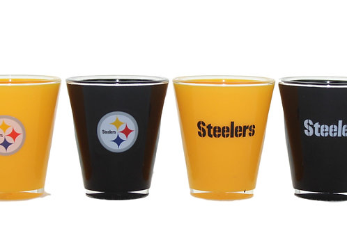 Pittsburgh Steelers Shot Glass Gift Set