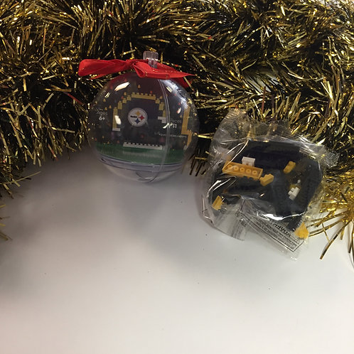 Pittsburgh Steelers BRXYLZ Ornament