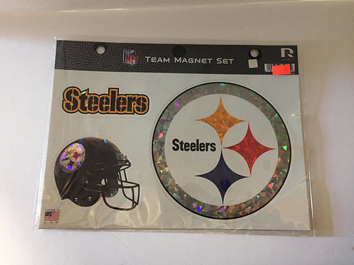 Pittsburgh Steelers, Team Magnet Set