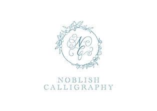 Logo_NoblishCalligraphy_dustyblue.jpg
