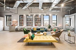 Urban design interior moderno