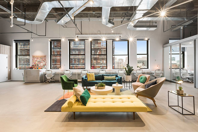 Städtische Moderne Innenarchitektur