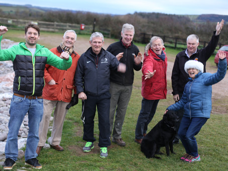 CELEBRATIONS!!! The Steam Coast Trail wins £637,050 from the Coastal Community Fund!