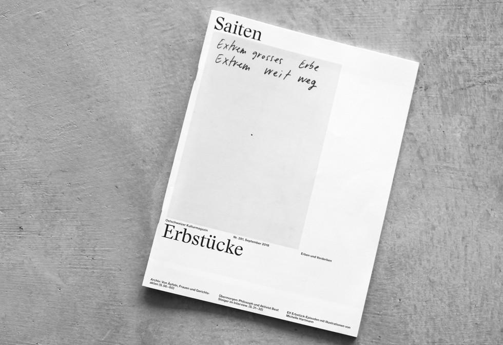 Kulturmagazin SAITEN