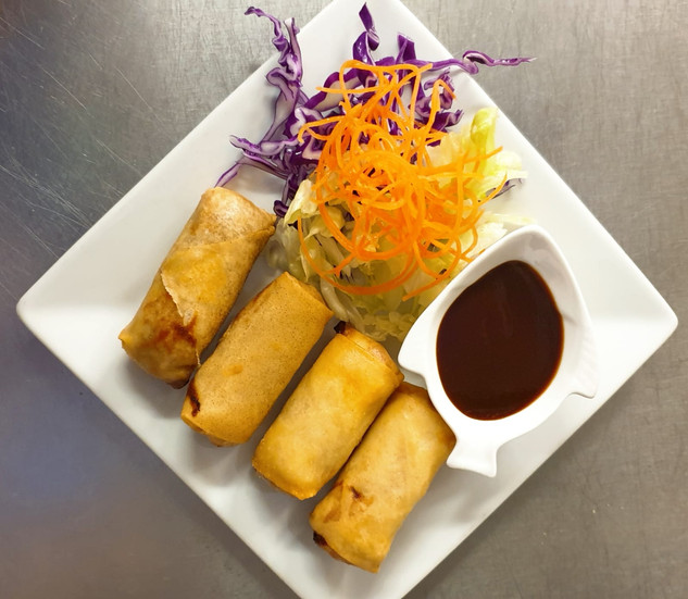 Duck_Spring_Rolls_Siam_River_Thai_Northw