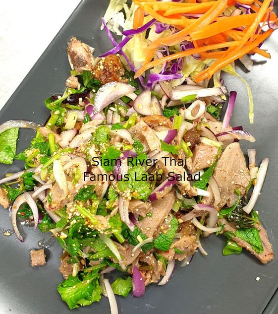 Laab_Salad_Chicken_Duck_Siam_River_Thai_