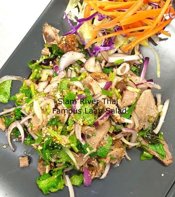 Laab_Salad_Chicken_Duck_Siam_River_Thai_