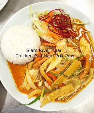 Chicken_Pad_Nam_Prik_Pow_Siam_River_Thai