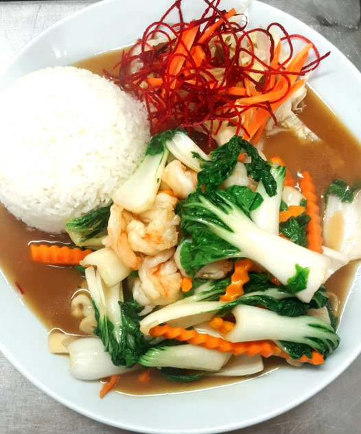 Pad_Pak_Choi_Prawn_Siam_River_Thai_North