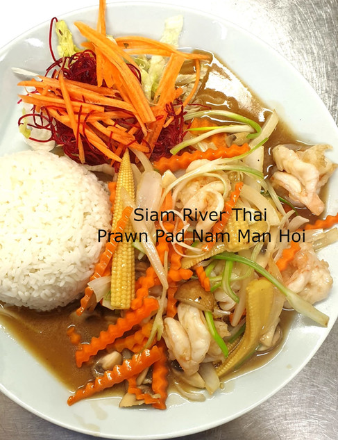 Prawn_Pad_Nam_Man_Hoi_Siam_River_Thai_20